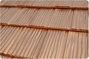 Copper Metal Roofing
