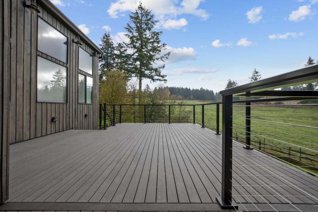 Deck and Handrail System West Linn Oregon