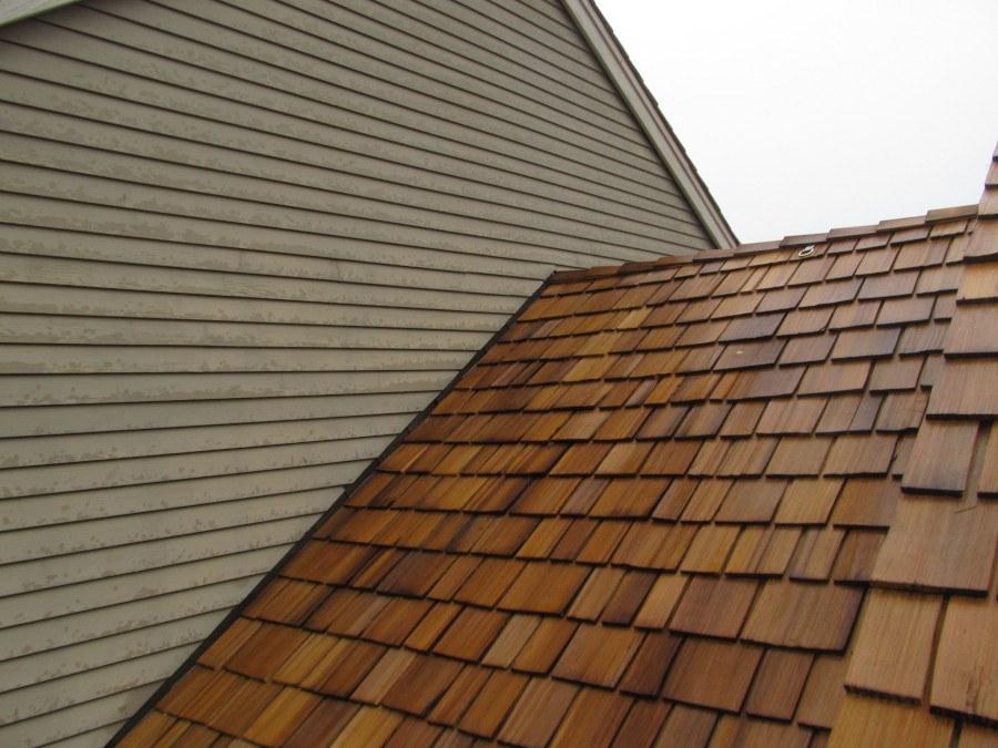 Cedar Shake Roof Keith Green Construction