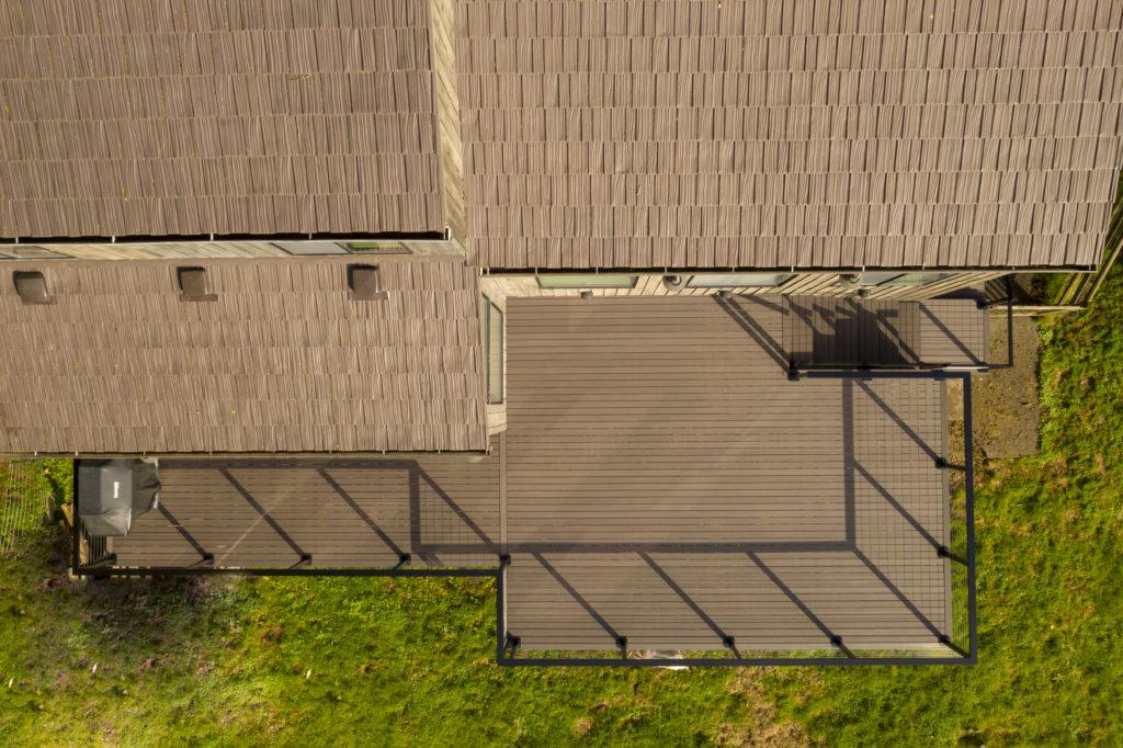 Deck Handrail System West Linn Oregon