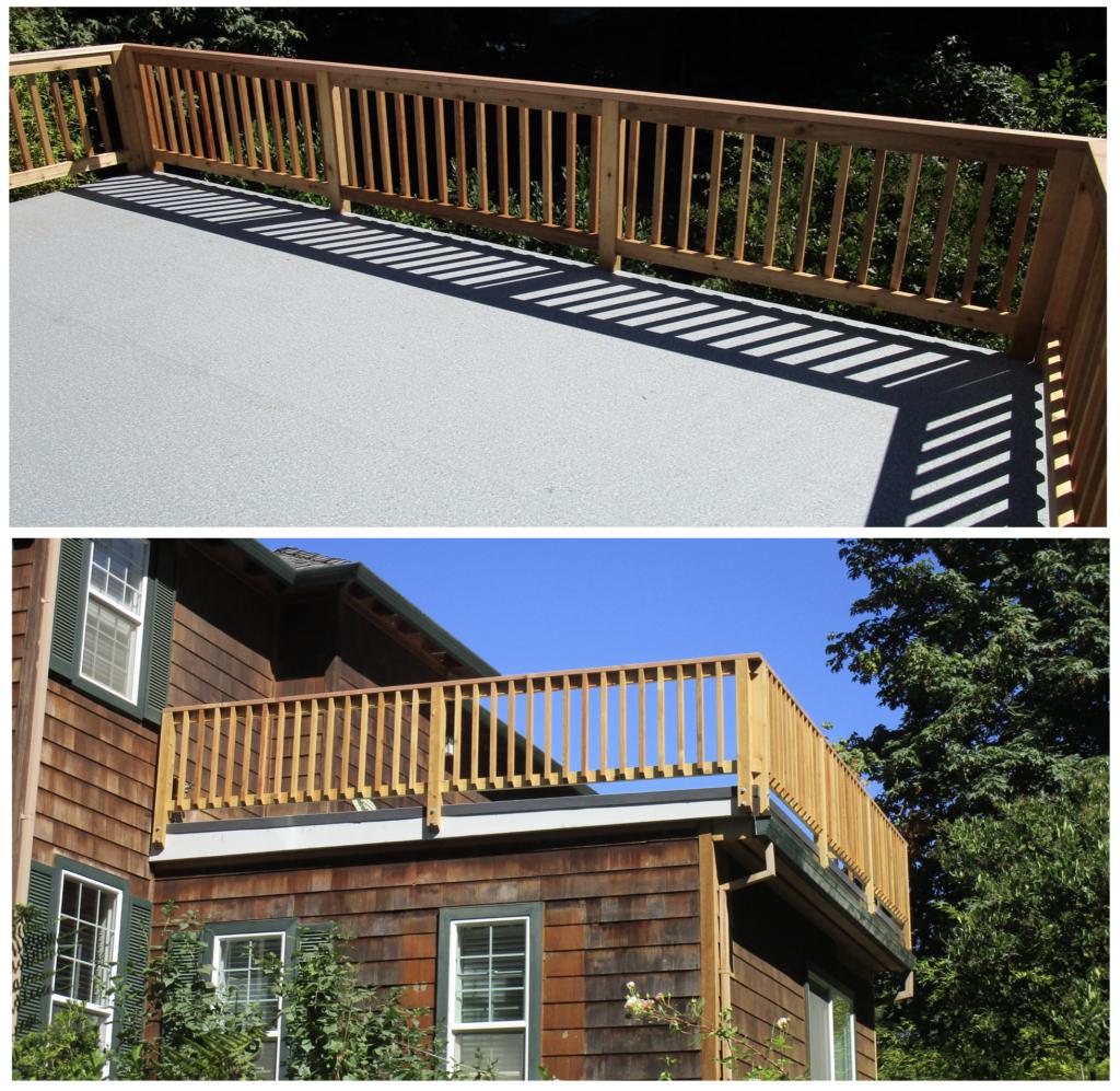 Deck Membrane Keith Green Construction